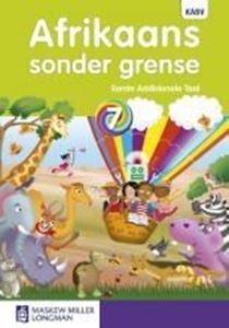 Picture of Afrikaans Sonder Grense Afrikaans Eerste Addisionele Taal Graad 7 Leerderboek
