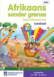 Picture of Afrikaans Sonder Grense Afrikaans EAT Graad 7 Leesboek