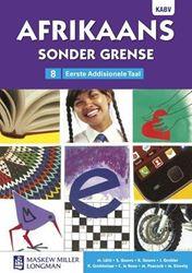 Picture of Afrikaans Sonder Grense Afrikaans Eerste Addisionele Taal Graad 8 Leerderboek