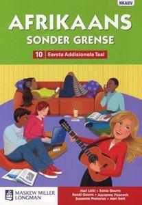 Picture of Afrikaans Sonder Grense Eerste Addisionele Taal Graad 10 Leerderboek