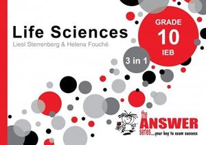 Picture of Answer Series Grade 10 Life Sciences IEB