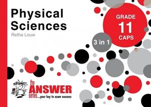 Picture of Answer Series Grade 11 Physical Sciences