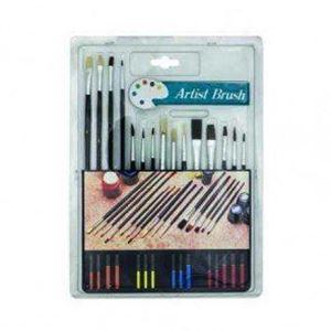 Picture of Treeline Artist Paint Brush Set 15 piece
