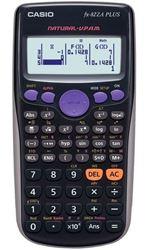 Picture of Casio Scientific Calculator FX-82 ZA Plus Black