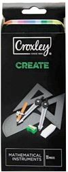 Picture of Croxley Create 11 Piece Maths Set
