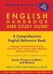 Picture of English Handbook and Study Guide