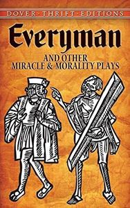 Picture of Everyman and Other Miracle and Morality Plays