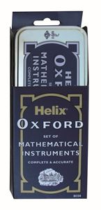 Picture of Helix Oxford Traditional 11 Piece Maths Set