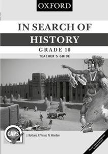 Picture of In Search of History Grade 10 Teacher's Guide