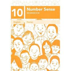 Picture of Number Sense Workbook 10 - A4