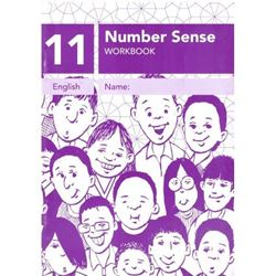 Picture of Number Sense Workbook 11 - A4