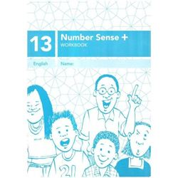 Picture of Number Sense Workbook 13