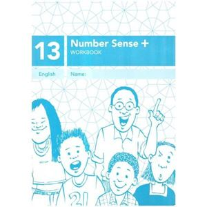 Picture of Number Sense Workbook 13