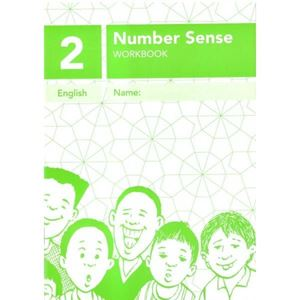 Picture of Number Sense Workbook 2 - A4