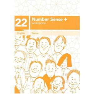 Picture of Number Sense Workbook 22