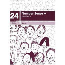 Picture of Number Sense Workbook 24