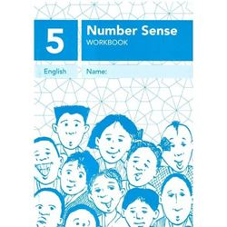 Picture of Number Sense Workbook 5 - A4