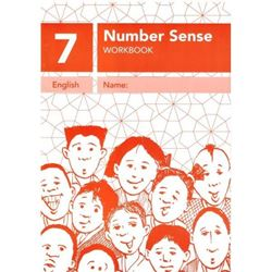 Picture of Number Sense Workbook 7 - A4