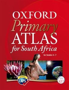 Picture of Oxford Primary Atlas for South Africa