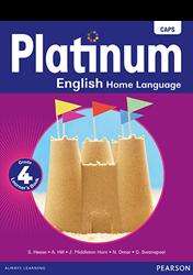 Picture of Platinum English Home Language Grade 4