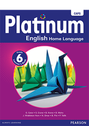 Picture of Platinum English Home Language Grade 6 Learner's Book