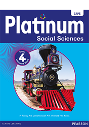 Picture of Platinum Social Sciences Grade 4 Learner's Book