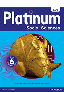 Picture of Platinum Social Sciences Grade 6 Learner's Book