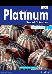 Picture of Platinum Social Sciences Grade 8 Learner's Book