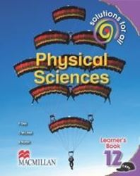 Picture of Solutions for All Pysical Sciences Grade 12 Learner's Book