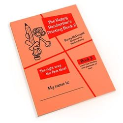 Picture of The happy handwriters printing book 2