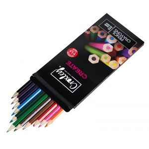 Picture of Croxley Create Colour Pencils 12's