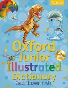 Picture of Oxford Junior Illustrated Dictionary