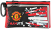 Picture of Butterfly Manchester United 3 Compartment Pencil Bag Assorted Designs