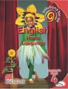 Picture of Solutions for All English Home Language Grade 4 Learner's Book