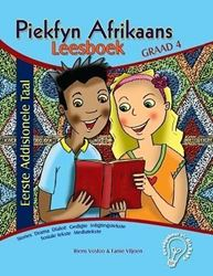 Picture of Piekfyn Afrikaans First Additional Language Graad 4 - Lees Boek