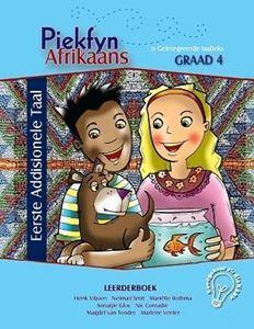Picture of Piekfyn Afrikaans First Additional Language Graad 4 - Leerderboek