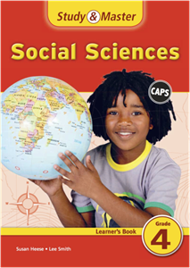 Picture of Study and Master Social Sciences Grade 4 Learner Book