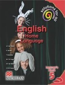 Picture of Solutions for All English Home Language Grade 5 Learner Book