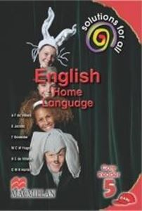 Picture of Solutions for All English Home Language Grade 5 Core Reader