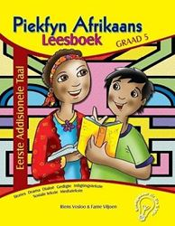 Picture of Piekfyn Afrikaans First Additional Language Graad 5 Leesboek