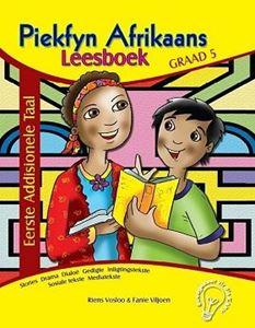Picture of Piekfyn Afrikaans First Additional Language Graad 5 Leesboek