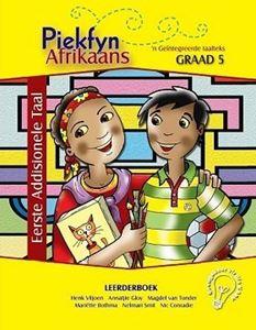Picture of Piekfyn Afrikaans First Additional Language Graad 5 Leerderboek