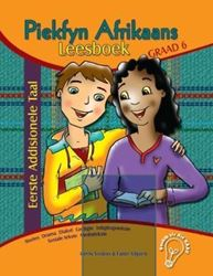 Picture of Piekfyn Afrikaans First Additional Language Graad 6 Leesboek