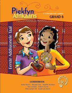 Picture of Piekfyn Afrikaans First Additional Language Graad 6 Leerderboek