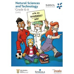 Picture of Thunderbolt Kids Natural Science and Technology Grade 6 Learner Book A