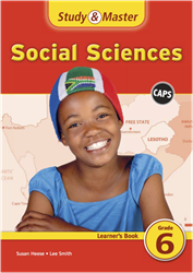 Picture of Study and Master Social Sciences Grade 6 - Learner Book
