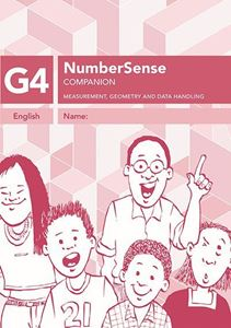 Picture of Number Sense Companion G4