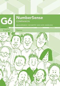 Picture of Number Sense Companion G6