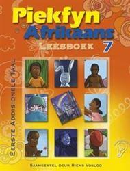 Picture of Piekfyn Afrikaans First Additional Language Graad 7 - Leesboek