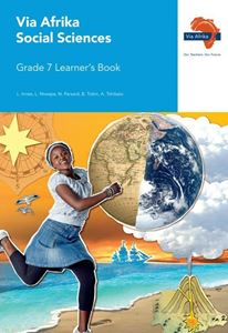 Picture of Via Afrika Social Sciences Grade 7 Learner Book